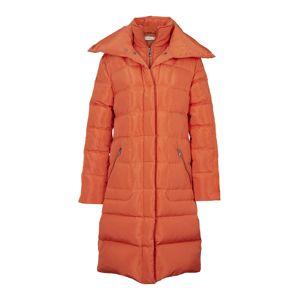 heine Zimní kabát  oranžová