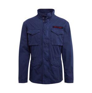 HKT by HACKETT Přechodná bunda  tmavě modrá
