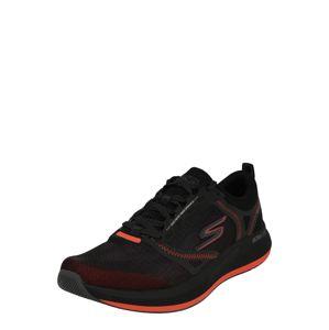 Skechers Performance Tenisky 'GO RUN PULSE'  oranžová / černá