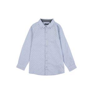 BLUE SEVEN Košile  světlemodrá / černá