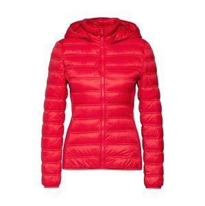 UNITED COLORS OF BENETTON Přechodná bunda  červená