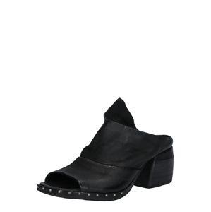 A.S.98 Pantofle 'ACAPULCO'  černá
