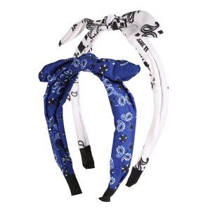 ABOUT YOU Šperky do vlasů 'Jody'  bílá / modrá