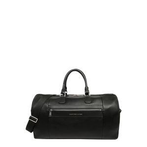 TOMMY HILFIGER Cestovní taška  černá