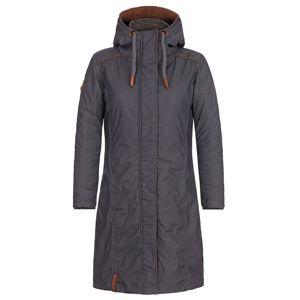 Naketano Zimní kabát  chladná modrá / bronzová