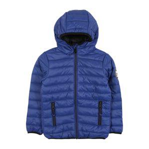 STACCATO Přechodná bunda  černá / modrá