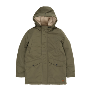 Jack & Jones Junior Zimní bunda 'WETLAND'  olivová