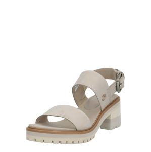TIMBERLAND Páskové sandály 'Violet Mars 2'  šedobéžová