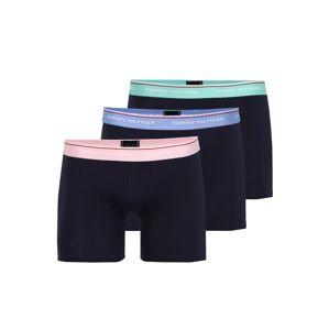 Tommy Hilfiger Underwear Boxerky  modrá / pink