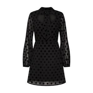 Fashion Union Šaty 'ANEMONE'  černá