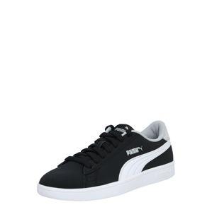 PUMA Tenisky  černá / bílá