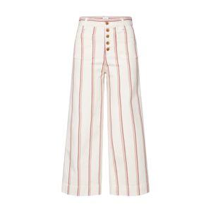 GAP Kalhoty 'SEAFARER STRIPE'  béžová / růžová / světle červená / přírodní bílá