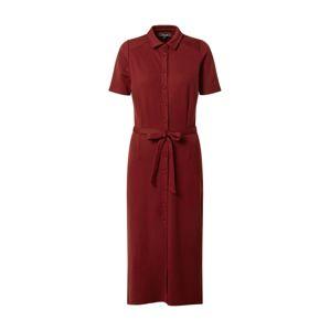 King Louie Košilové šaty 'Rosie'  burgundská červeň