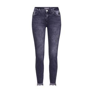 MOS MOSH Džíny 'Sumner Trok Jeans'  šedá džínová / tmavě šedá