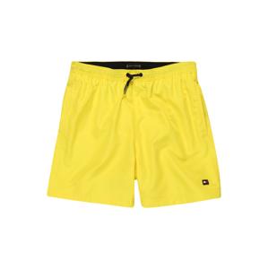 TOMMY HILFIGER Plavecké šortky  svítivě žlutá