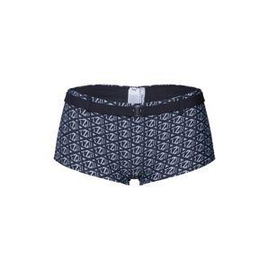 Tommy Hilfiger Underwear Spodní díl plavek 'RETRO SHORT PRINT'  šedá