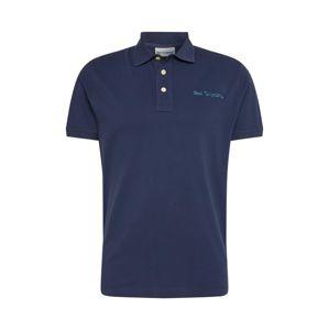 Best Company Tričko  námořnická modř