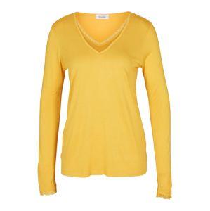 heine Tričko  zlatě žlutá