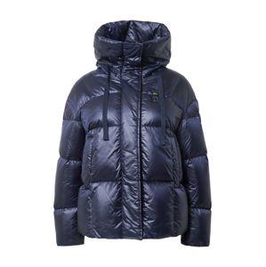 Blauer.USA Zimní bunda  námořnická modř