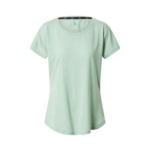 ODLO Funkční tričko 'Millenium Linencool'  mátová