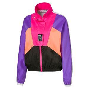 PUMA Přechodná bunda 'TFS OG Retro Track Jacket'  fialová / pink