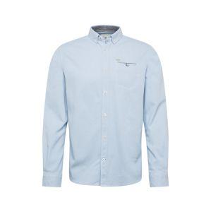 TOM TAILOR Košile 'ray casual dobby shirt'  světlemodrá