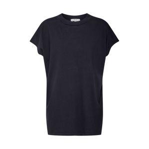 AGOLDE Tričko  černá