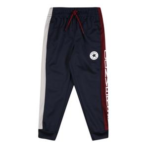 CONVERSE Kalhoty  tmavě modrá / bílá / krvavě červená