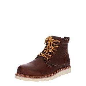 Dockers By Gerli Šněrovací boty  tmavě hnědá