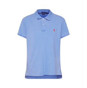 POLO RALPH LAUREN Tričko  modrá / červená