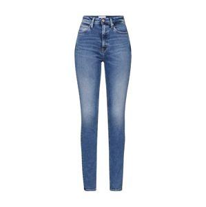 Calvin Klein Jeans Džíny 'CKJ 010 HIGH RISE SKINNY'  modrá