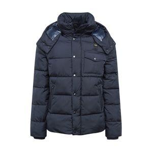 Blauer.USA Zimní bunda  noční modrá