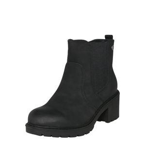 Refresh Chelsea boty  černá