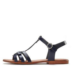 LASCANA Páskové sandály  námořnická modř