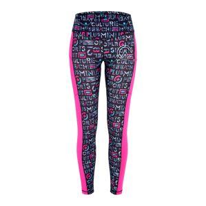 CHIEMSEE Sportovní kalhoty 'Dania Pier'  pink / mix barev
