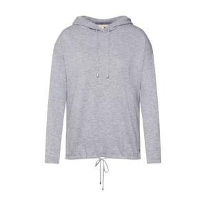 ESPRIT Svetr 'WS hoodysweater'  šedá džínová
