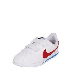 Nike Sportswear Tenisky 'CORTEZ'  bílá / červená