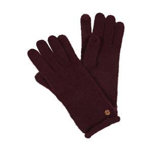 ESPRIT Prstové rukavice  červená