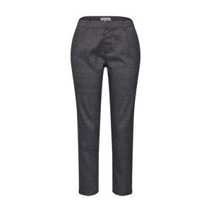 GREYSTONE Kalhoty  antracitová / černá