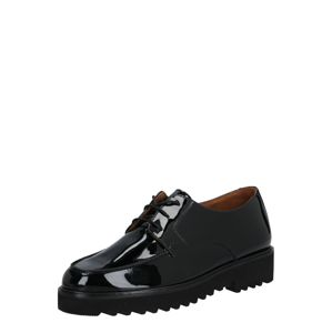Paul Green Šněrovací boty  černá