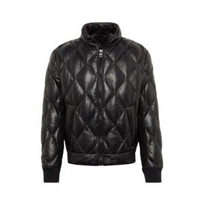 BOSS Zimní bunda 'Jekob'  černá