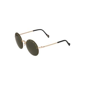 JOOP! Sluneční brýle  zlatá / černá / zelená