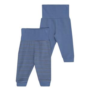 JACKY Kalhoty  modrá / bílá / žlutá