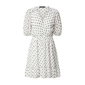 Sublevel Letní šaty  černá / bílá