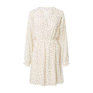 Cotton On Šaty 'Emma'  krémová