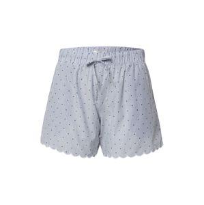 ESPRIT Pyžamové kalhoty 'CORRIE'  modrá