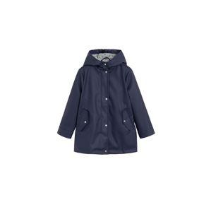 MANGO KIDS Přechodná bunda  námořnická modř