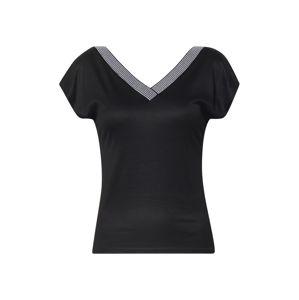 EDITED Tričko 'Liora'  černá