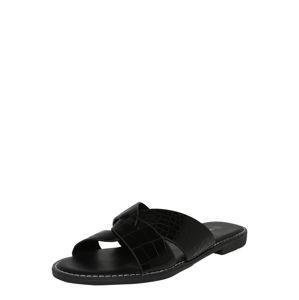 MARIAMARE Pantofle 'MIRTA'  černá