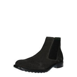Bugatti Chelsea boty  černá